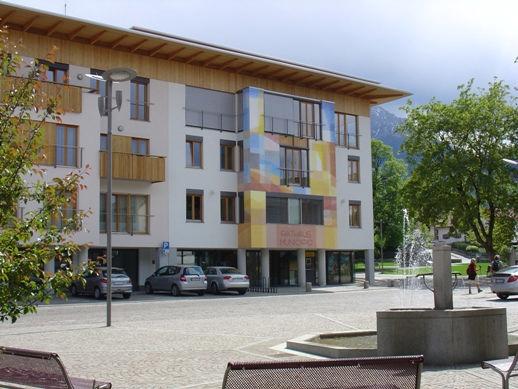 Ausstellung Gemeinde Olang