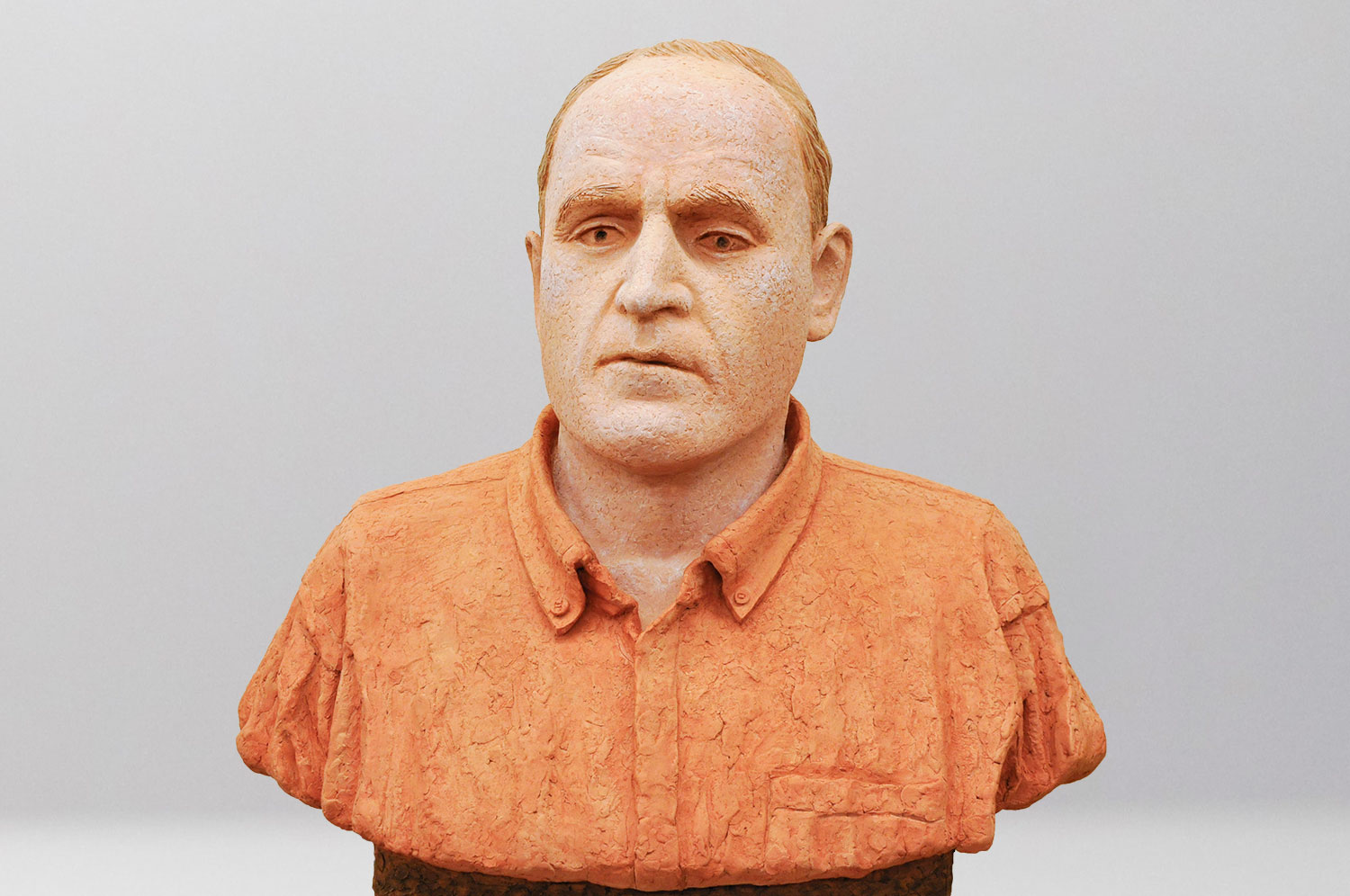 Anton Durnwalder in Terracotta