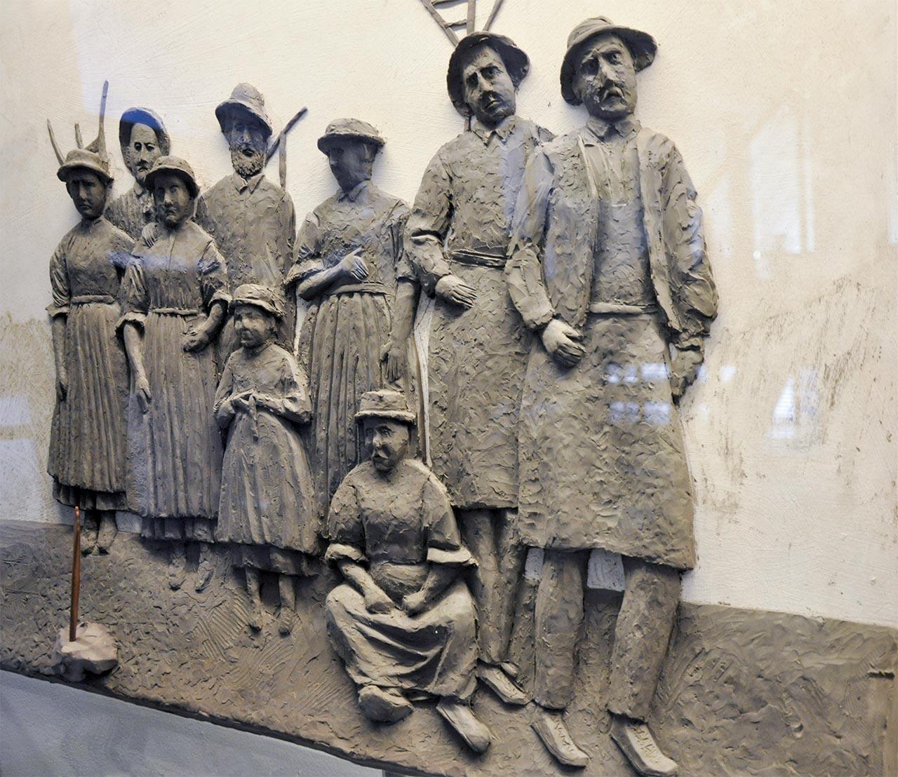 Bauernfamilie Voderstammer
