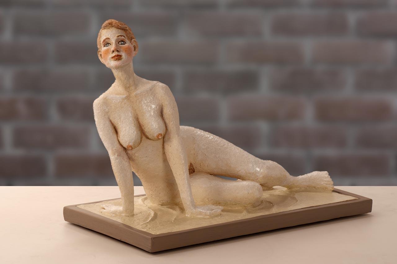 Alina Terracotta weiß